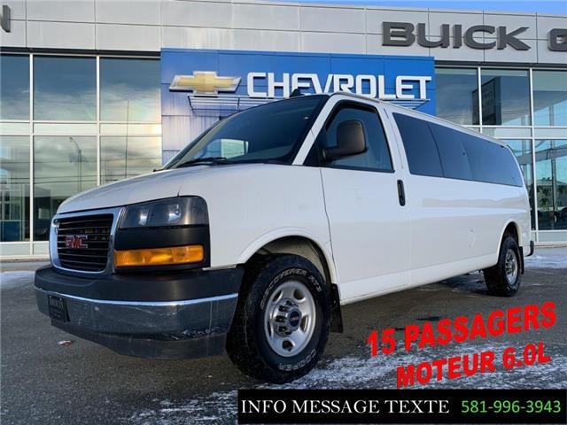 2018 Chevrolet Express  (Stk: GMCX8386) in Ste-Marie - Image 1 of 30