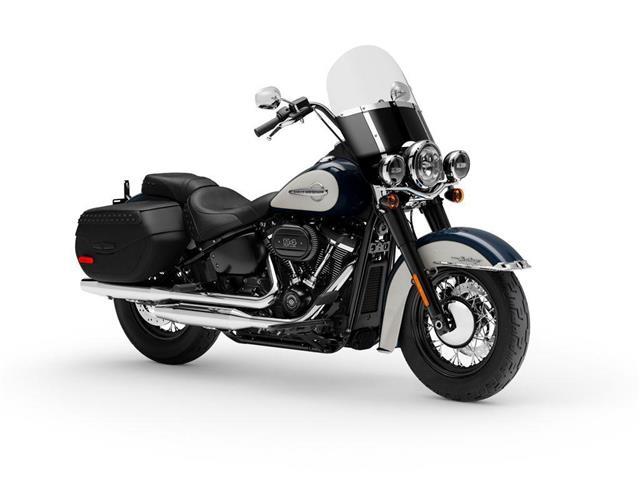 Used 2019 Harley-Davidson FLHCS - Heritage Classic 114   - Saskatoon - Redline Harley Davidson