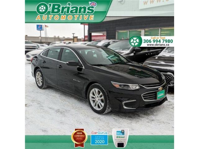 2018 Chevrolet Malibu LT (Stk: 14068B) in Saskatoon - Image 1 of 20