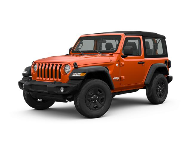 2019 Jeep Wrangler Sport (Stk: ) in Pembroke - Image 1 of 1
