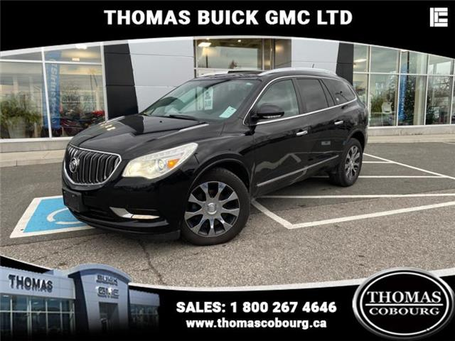 2017 Buick Enclave Leather (Stk: UT49941) in Cobourg - Image 1 of 18