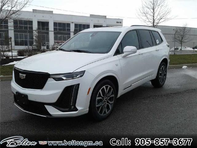 2021 Cadillac XT6 Sport (Stk: 152527) in Bolton - Image 1 of 15