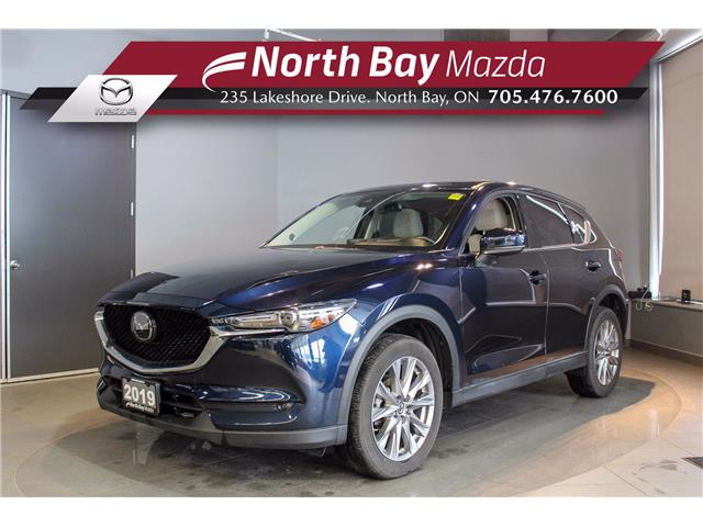 2019 Mazda CX-5 GT (Stk: U6773) in North Bay - Image 1 of 24