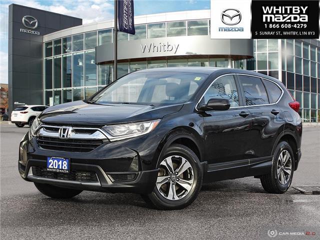 2018 Honda CR-V LX (Stk: P17724) in Whitby - Image 1 of 27