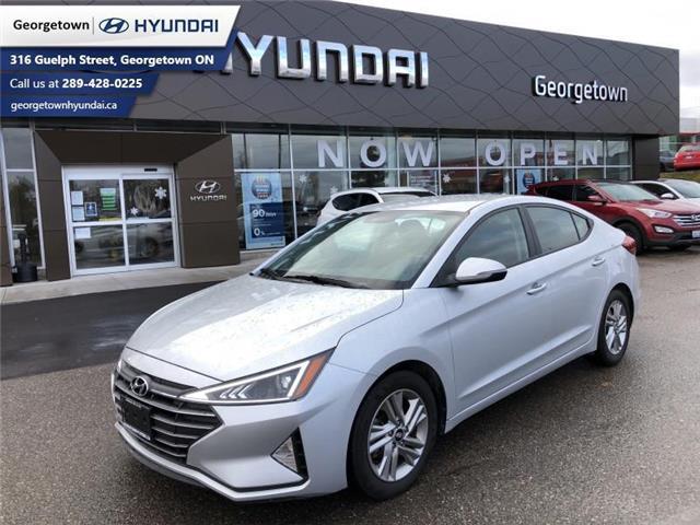 2019 Hyundai Elantra  (Stk: U3) in Georgetown - Image 1 of 21