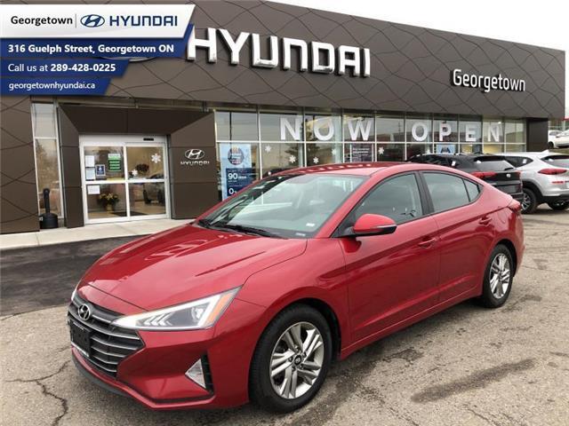 2019 Hyundai Elantra Preferred (Stk: U4) in Georgetown - Image 1 of 19