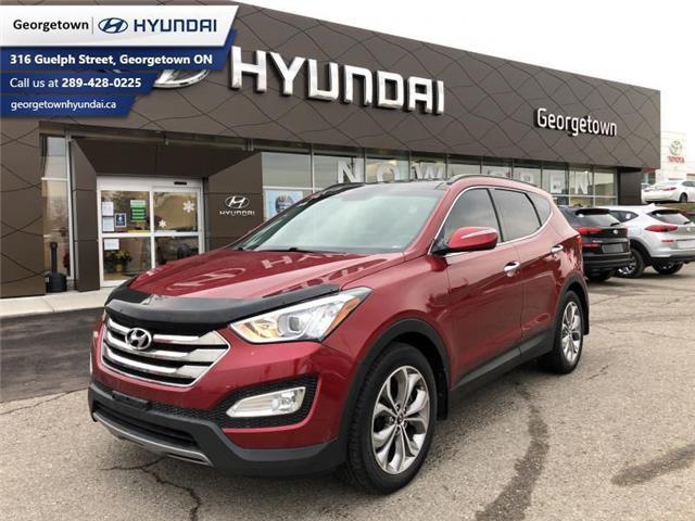 2014 Hyundai Santa Fe Sport  (Stk: U15) in Georgetown - Image 1 of 21