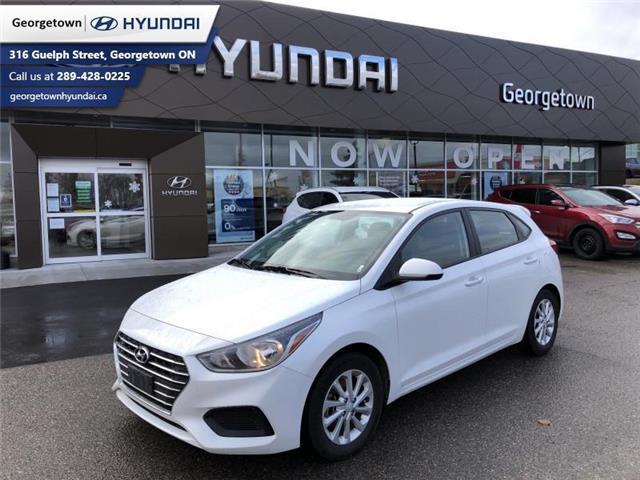 2020 Hyundai Accent  (Stk: U16) in Georgetown - Image 1 of 18