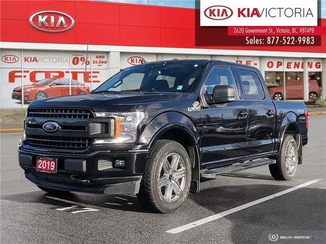 2019 Ford F-150 XLT (Stk: A1724) in Victoria - Image 1 of 26