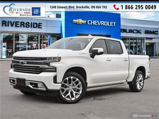 2020 Chevrolet Silverado 1500 High Country (Stk: 20-233) in Brockville - Image 1 of 27
