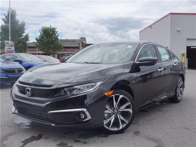2021 Honda Civic Touring (Stk: 21-0086) in Ottawa - Image 1 of 24