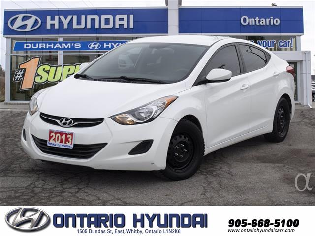 2013 Hyundai Elantra GL (Stk: 49360K) in Whitby - Image 1 of 15