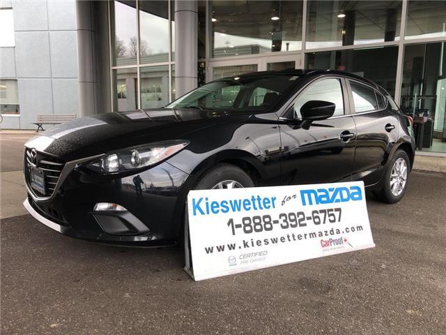 2016 Mazda Mazda3 Sport  (Stk: U4089) in Kitchener - Image 1 of 30