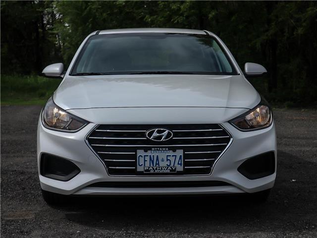 2018 Hyundai Accent  (Stk: 48687A) in Ottawa - Image 1 of 24
