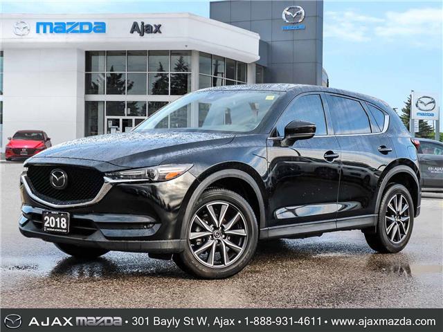 2018 Mazda CX-5 GT (Stk: P5678) in Ajax - Image 1 of 30