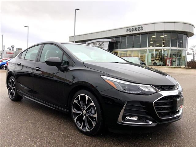 2019 Chevrolet Cruze Premier (Stk: 104575) in Waterloo - Image 1 of 27