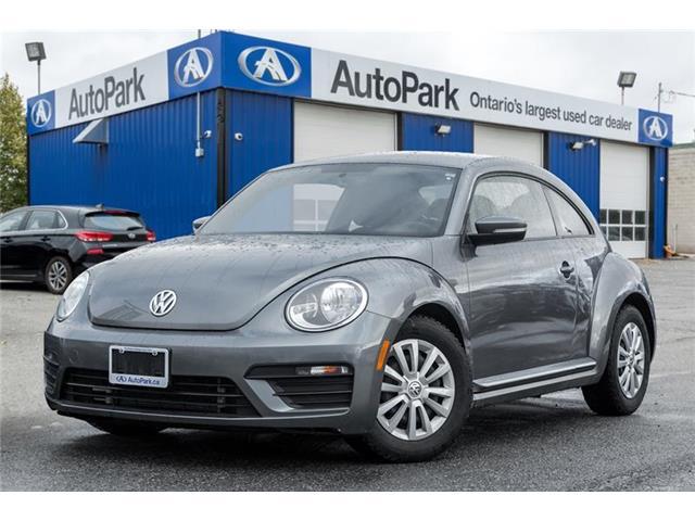 2017 Volkswagen Beetle 1.8 TSI Trendline (Stk: 17-612622AR) in Georgetown - Image 1 of 18