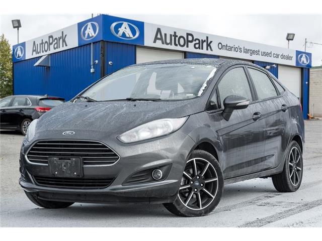 2019 Ford Fiesta SE (Stk: 19-35991R) in Georgetown - Image 1 of 18
