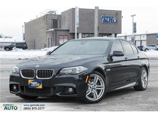 2016 BMW 535i xDrive (Stk: 255846) in Milton - Image 1 of 22