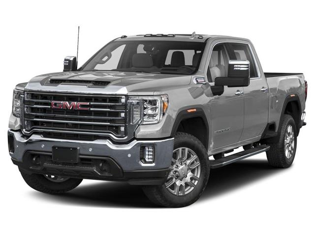2021 GMC Sierra 3500HD SLT (Stk: T21-1739) in Dawson Creek - Image 1 of 8