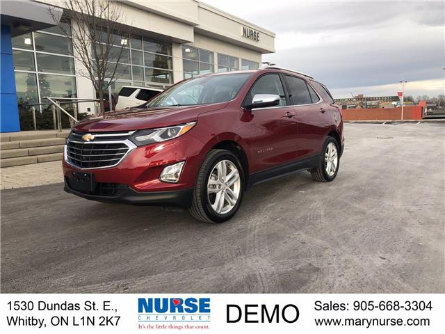 2021 Chevrolet Equinox Premier (Stk: 21T052) in Whitby - Image 1 of 23