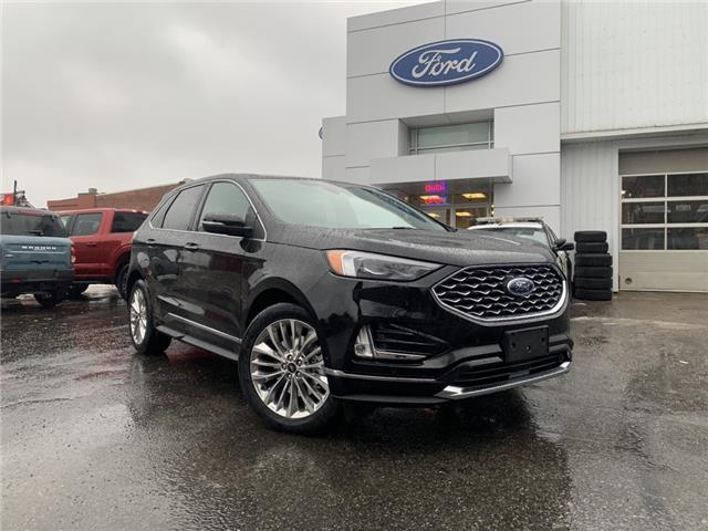2020 Ford Edge Titanium (Stk: 020251) in Parry Sound - Image 1 of 23