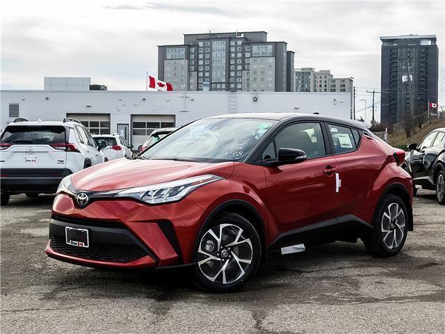 2021 Toyota C-HR  (Stk: 15143) in Waterloo - Image 1 of 19