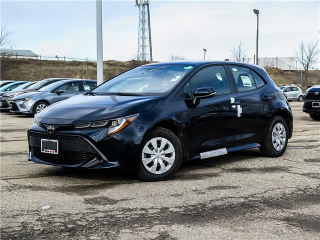 2021 Toyota Corolla Hatchback Base (Stk: 12019) in Waterloo - Image 1 of 17