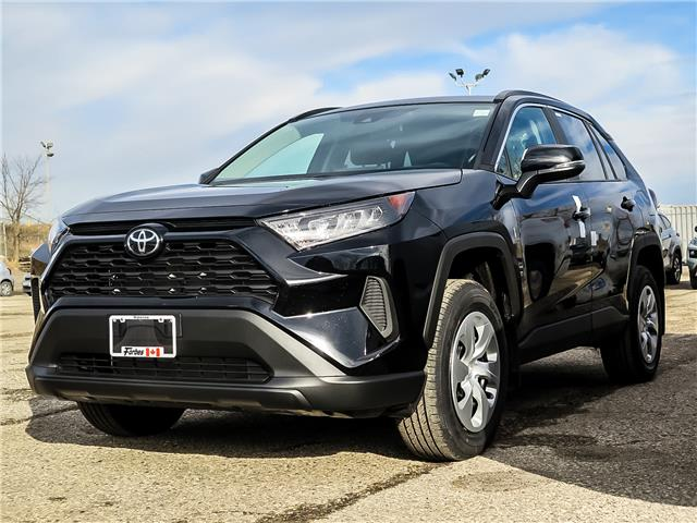 2021 Toyota RAV4 LE (Stk: 15151) in Waterloo - Image 1 of 18