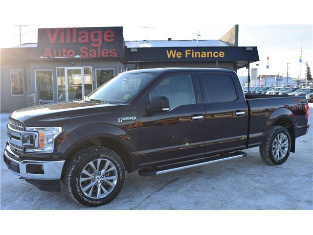 2018 Ford F-150 XLT (Stk: P38161) in Saskatoon - Image 1 of 21
