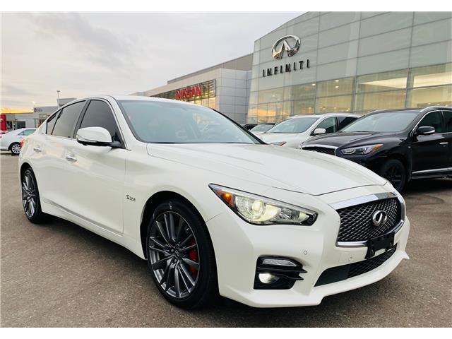 2017 Infiniti Q50 3.0t Red Sport 400 (Stk: H9484A) in Thornhill - Image 1 of 21