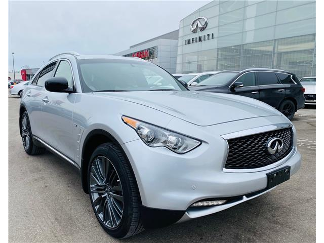 2017 Infiniti QX70 Base (Stk: H9504A) in Thornhill - Image 1 of 22