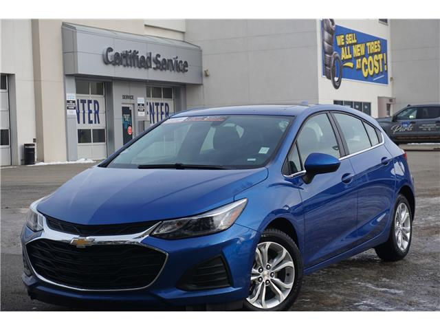 2019 Chevrolet Cruze LT (Stk: P3631) in Salmon Arm - Image 1 of 11