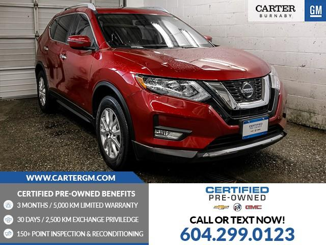 2018 Nissan Rogue SV (Stk: D1-34711) in Burnaby - Image 1 of 24