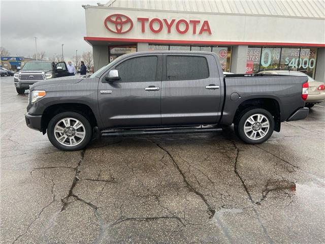2017 Toyota Tundra  (Stk: 2101961) in Cambridge - Image 1 of 15
