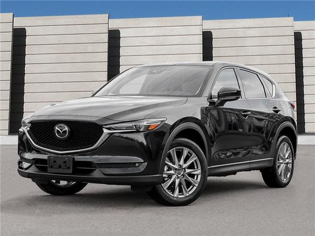 2021 Mazda CX-5 GT w/Turbo (Stk: 21810) in Toronto - Image 1 of 10