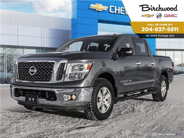 2018 Nissan Titan S (Stk: F3R4DF) in Winnipeg - Image 1 of 25