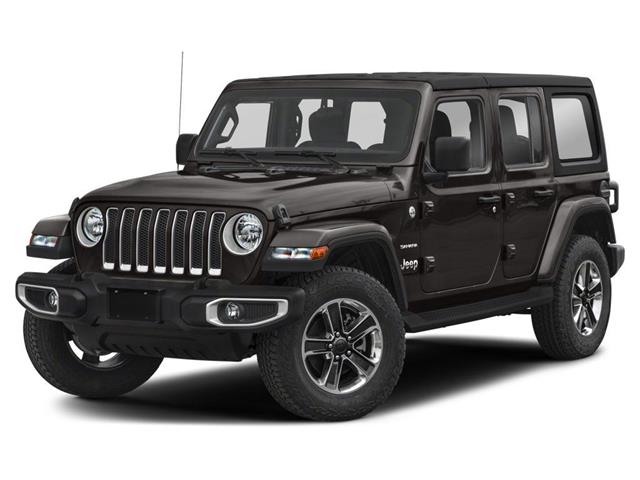2021 Jeep Wrangler Unlimited Sahara (Stk: ) in Kanata - Image 1 of 9