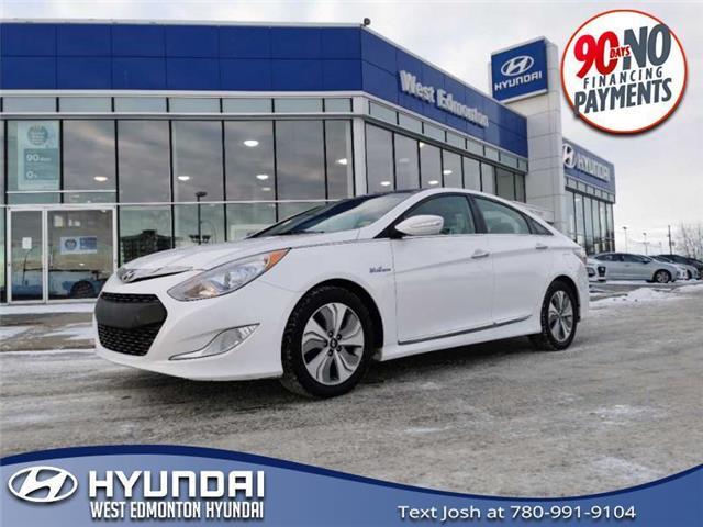 2015 Hyundai Sonata Hybrid Limited (Stk: 7619A) in Edmonton - Image 1 of 20