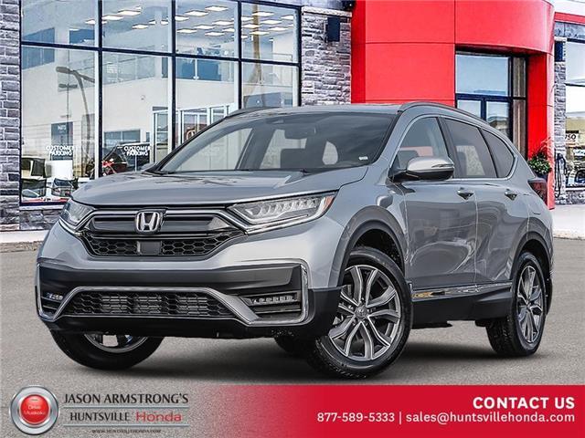 2021 Honda CR-V Touring (Stk: 221076) in Huntsville - Image 1 of 23