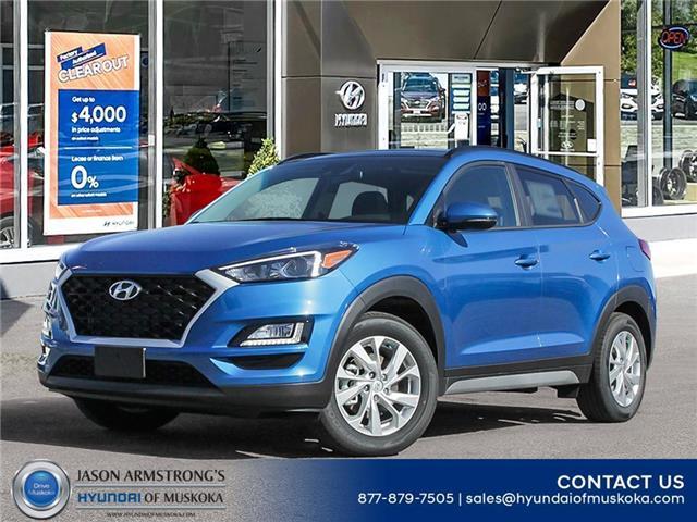 2021 Hyundai Tucson Preferred w/Sun & Leather Package (Stk: 121-084) in Huntsville - Image 1 of 23