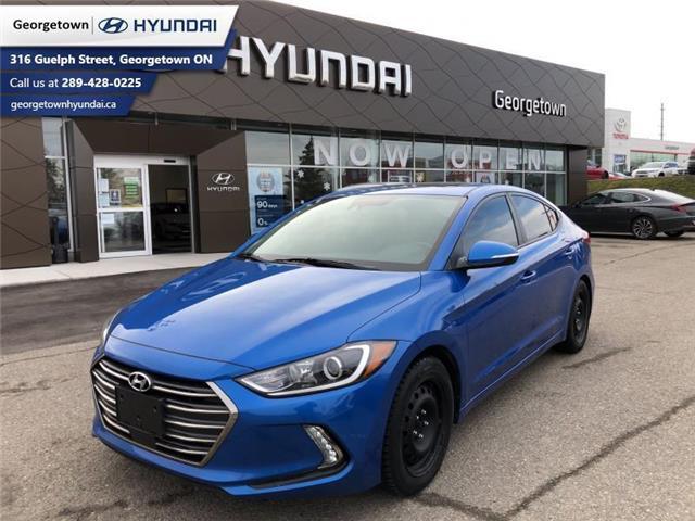 2018 Hyundai Elantra  (Stk: 1065A) in Georgetown - Image 1 of 19
