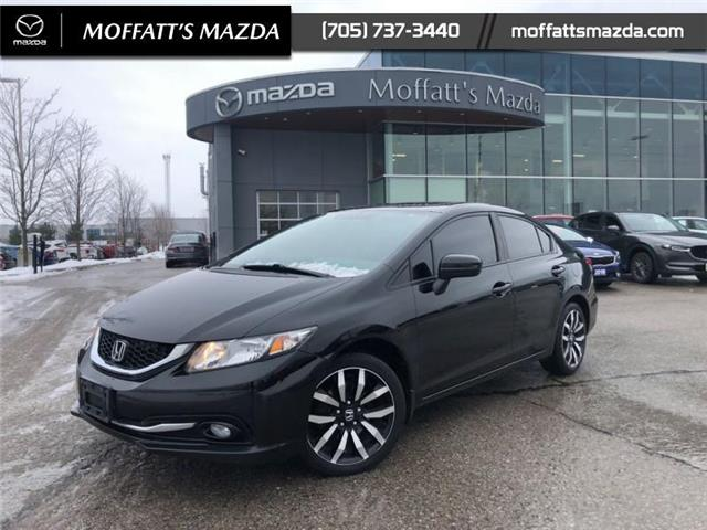 2015 Honda Civic Touring (Stk: 28761A) in Barrie - Image 1 of 23