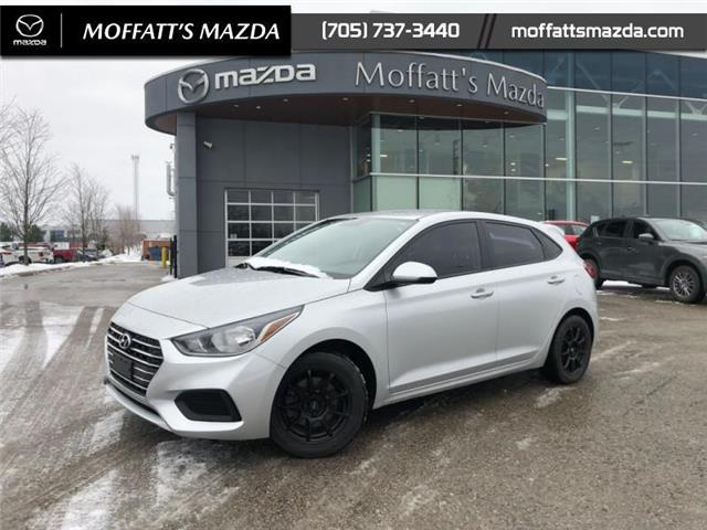 2019 Hyundai Accent Preferred (Stk: 28785A) in Barrie - Image 1 of 22