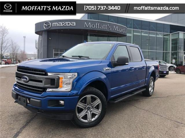 2018 Ford F-150 XLT (Stk: 28738A) in Barrie - Image 1 of 24