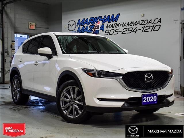 2020 Mazda CX-5 GT (Stk: D5210223A) in Markham - Image 1 of 30