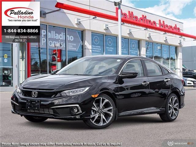 2021 Honda Civic Touring (Stk: 22972) in Greater Sudbury - Image 1 of 23