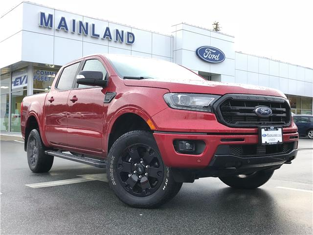 2020 Ford Ranger Lariat (Stk: P27543) in Vancouver - Image 1 of 30