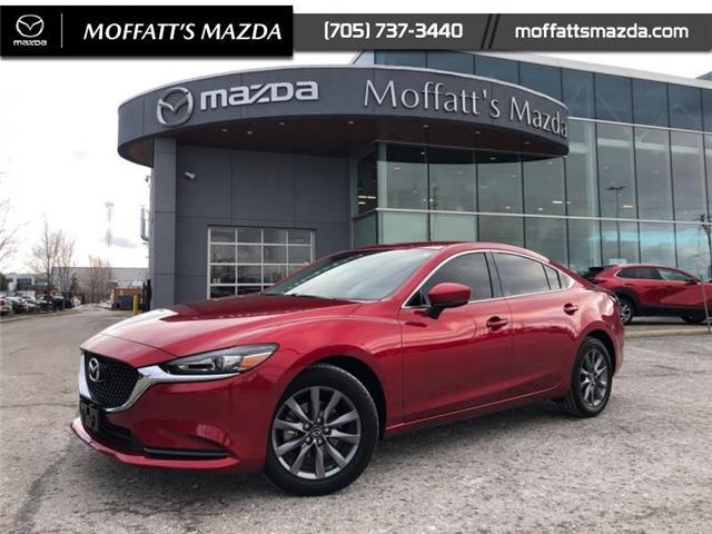 2019 Mazda MAZDA6 GS (Stk: P8624A) in Barrie - Image 1 of 23