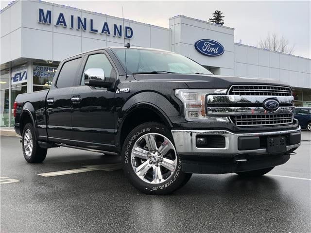 2018 Ford F-150 Lariat (Stk: P73219) in Vancouver - Image 1 of 30